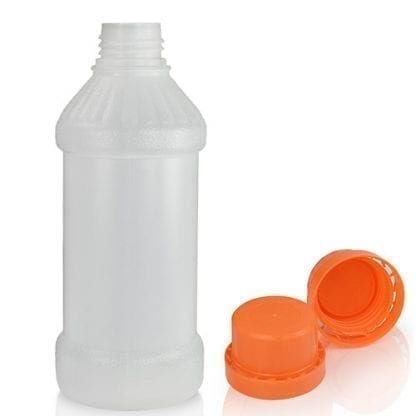 500ml Plastic Juice Bottle With Cap